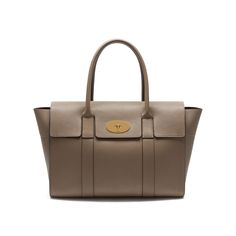 Mulberry - New Bayswater in Clay Small Classic Grain