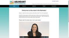 Abundant Info Marketer: What's Inside? Rose Online, Step Program, Training Programs, Self Help, Abundance, Online Business, Industrial, Trends, Marketing