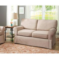 Sofa Covers Better Homes and Gardens Slip Cover Pala Loveseat Multiple Colors Walmart