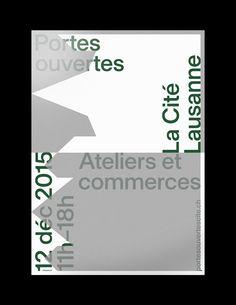 Portes ouvertes de la Cité 2015 - A3 studio
