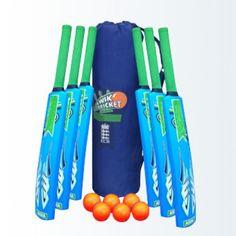 Kwik Cricket Coaching Kit Mixed