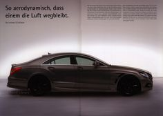 https://flic.kr/p/TymGdR | Lorinser CLS-Klasse / CLS-Class (Mercedes-Benz); 2011_2