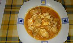 Pollo a la Cerveza con tomate. para #Mycook http://www.mycook.es/receta/pollo-a-la-cerveza-con-tomate/