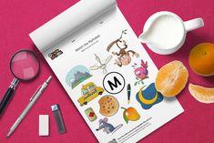 Free Teaching Resources, Sandbox, Alphabet, Campaign, Content, Lettering, Orange, Medium, Creative
