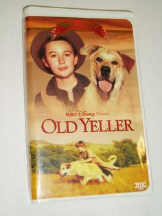 "Old Yeller was a fine Disney film that combined the West, growing up, and a big yellow dog. (PPS: ""Old old old yeller. I remember my mom taking me, my brother and first cousin to see this in theater. Old Yeller, Films Cinema, Cinema Tv, Love Movie, Movie Tv, Movie Titles, Movie Theater, Movie Posters, Movies Showing"