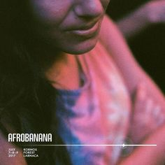 THE AFRO BANANA REPUBLIC FESTIVAL 2017: The Line-Up  ABR Presenting MARIANNA  9 July | 15:30 | ABR SQUARE (DJ SET) PSYCHEDELIC ELECTRONIC ROCK  She may be a great DJ but Marianna claims to be more of an eclectic music selector fascinated by music from a very young age while having developed a deep connection to rock culture. And although she started DJing by accident her rock oriented sets are characterised by eclecticism and a high aesthetic. Expect to hear some seriously cool Psych and…