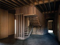 Astley Castle renovation, Warwickshire 2012 / Witherford Watson Mann