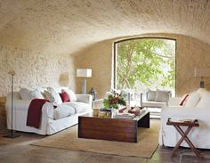 10 salones frescos y luminosos · ElMueble.com · Salones