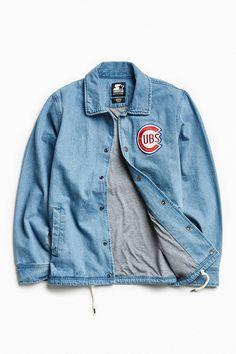 Chicago Cubs Starter Jacket.                  $99