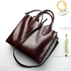 94d544f771 Burminsa Brand Genuine Leather Bags Women Bucket Designer Handbags High  Quality Causal Tote Ladies Shoulder Messenger