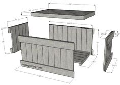 Cedar Chest Dimensions