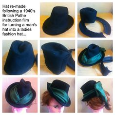make do and mend hat - Google Search