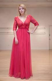Resultado de imagen para vestido de noche para señoras