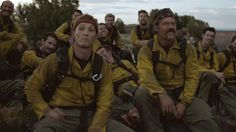 Only the Brave 2017 Image Josh Brolin and Miles Teller