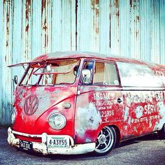 VW Van VW Bus Gotta have one!!! This one is supastylin'♠ VW beetle bus # # old school ♠... X Bros Apparel Vintage Motor T-shirts, VW Beetle & Bus T-shirts, Great price