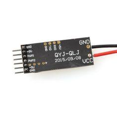 F16396 HML350 V1 V2  Auto Retractable Landing Gear Upgraded Control Module for DJI Phantom 2