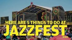 Looking forward to the New Orleans Jazz & Heritage Festival May 1-3? Are you also looking to cut costs on travel, hotel, food and...