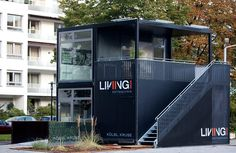 ⌂ The Container Home ⌂ living_one_00