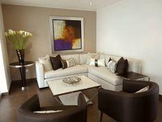 1000 images about salas on pinterest casa de campo - Cojines decorativos para sofas ...