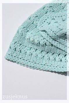 Zusjeknus -Gratis haak patroon gehaakt deken 'Louisa' - Voor mijn oudste meisje ontwierp ik dit mooie deken. Hij is gehaakt met het prachtige 'vintage' garen van de Xenos!