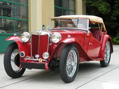 1948 MG TC Roadster Maintenance/restoration of old/vintage vehicles: the material for new cogs/casters/gears/pads could be cast polyamide which I (Cast polyamide) can produce. My contact: tatjana.alic14@gmail.com
