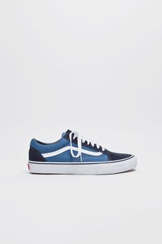 Old Skool Canvas Shoes by Vans - OMG I had these!! I went skydiving for the first time in these!