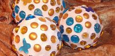 how to make mosaic garden balls with a styrofoam ball