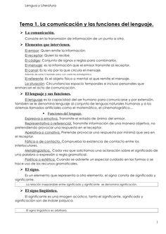 Apuntes de lengua(3) muy completos