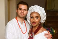"Photos: Ex Editor National Daily ""Lerato Umah"" Weds British Broker ""Thurston Shaylor"" =>http://wp.me/p64kJc-1h7"