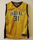 http://sprtz.us/PacersEBay For Sale - NWT Reggie Miller NBA Indiana Pacers Basketball Size L Youth Jersey #31