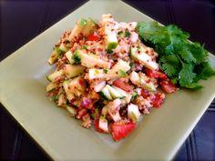 Quick'n'Healthy: Guava Quinoa Salad