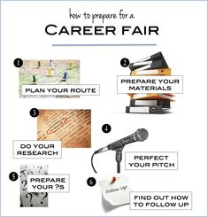 How to prepare for a career fair #jobsearch #careerfair #jobsearchtips