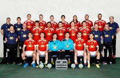 The Danish National Handball Team 2014 - the most popular national team in Denmark at the moment. Danish, The Man, In This Moment, Popular, Sports, Handball, Hs Sports, Danish Pastries, Most Popular