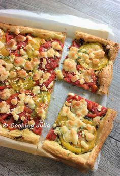 Pesto, Quiches, Vegetable Pizza, Reunion, Cooking Recipes, Pie, Vegan, Vegetables, Food