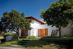 Si pensabas que la arquitectura de las casas de campo era so…