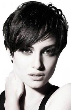 60 Awesome Pixie Haircut For Thick Hair 27