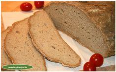 Glutenfreies Kartoffel-Teffbrot! Wunderbar saftig und lecker! www.rezepte-glutenfrei.de
