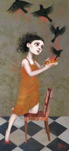 blackbird pie by ~meluseena on deviantART