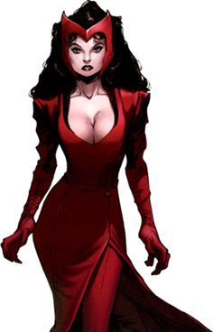 red scarlet comics - Google Search