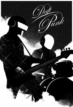 My print going up in the Daft Punk group show at Gauntlet Gallery.https://www.facebook.com/events/549370248437169/