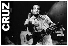 Ted Cruz: Badass.