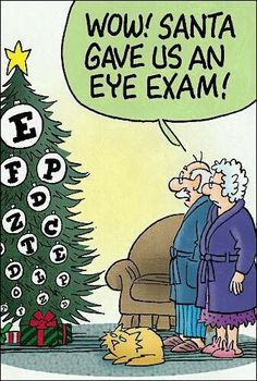 Christmas tree eye test cartoon                                                                                                                                                                                 More