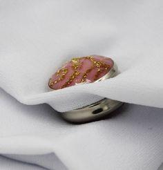 Inner Swirl Magnetic Hijab 'Pin' Pink