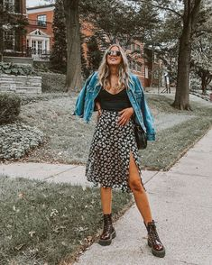 American Days 🇺🇸 My days in Louisville, Kentucky were the best . - American Days 🇺🇸 My days in Louisville, Kentucky were the best in the US Apart from eating an - Mode Outfits, Casual Outfits, Fashion Outfits, Womens Fashion, Outfits Jeans, Dress Fashion, Casual Dresses, Look Fashion, Fashion Models
