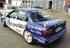BTCC Ford Mondeo Paul Radisich