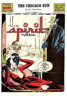 Will Eisner - Wikipedia, the free encyclopedia