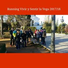 Una año más disfrutando de la Vega con el alumnado de Prevención de Riesgos Laborales