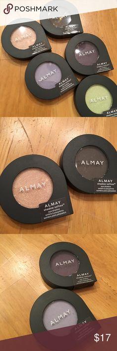Almay Softies Eyeshadows New and unopened Almay Softies eyeshadows. 5 gorgeous different shades. almay Makeup