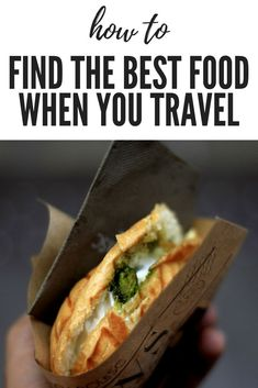 Vacations, even simple weekend getaways, can be full of adventure — that's part of the great appeal, after all — but if you value a delicious, high-quality meal along with your adventure, then check out these four apps for different travel needs that can