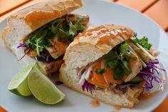 パクチーの香りが広がるベトナムのサンドイッチバインミーのレシピ